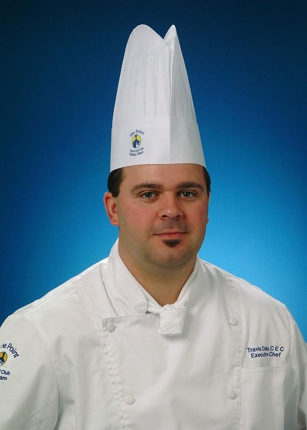 Chef Dale Travis