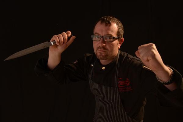 Chef Luca Annunziata