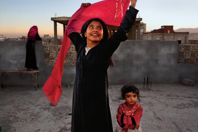 'Child Brides — 2007-2010'