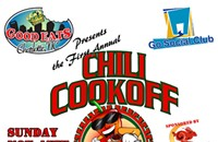 'Good Eats' Chili Cook Off debuts
