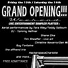 Grand opening of The Chop Shop