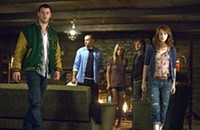 <i>The Cabin in the Woods</i>: Chopping down expectations