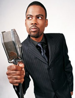 """Chris Rock's """"Black Ambition Tour"""" comes to - Charlotte on Saturday"""