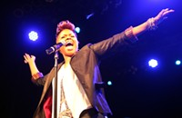 Live review: Chrisette Michele