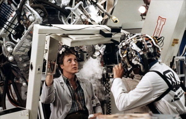 Christopher Walken in Brainstorm (Photo: Warner Bros.)