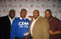 CIAA 2009: VSU Alumni Meet and Greet @ Mez, 2/27/09