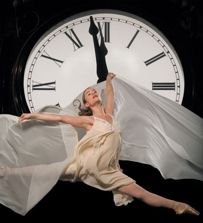 CINDERELLA Mia Cunningham stars in NC Dance Theatre production - JEFF CRAVOTTA