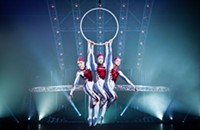 Cirque du Soleil's <i>Quidam</i> is crazy, sexy, cool
