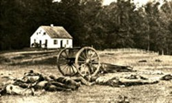 CIVIL WAR: AFTERMATH OF THE BATTLE OF ANTIETAM Photo included in Soldiers' Stories at the Charlotte Museum of History