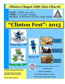 Clinton Fest - 2015
