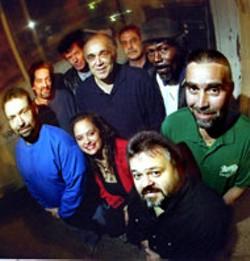 RADOK - Clockwise from center: Nick Karres, Mike Martin, Ben - Joplin, George Mandrapilias, Basil Coston, Missy - McCall, Todd Smith, Mark Bumgardner, Les Moore