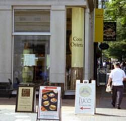 RADOK - COCO OSTERIA A cozy corner spot