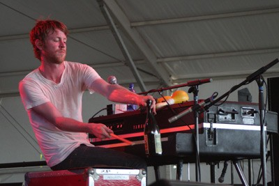 Cold War Kids (Bonnaroo, Manchester, Tenn., June 14-17)