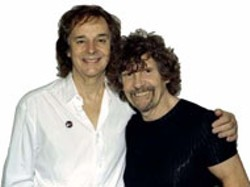 DANIEL COSTON - Colin Blunstone and Rod Argent of The Zombies