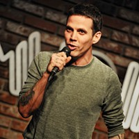 COMEDY: Steve-O at The Comedy Zone Charlotte