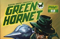 Comic Review: Green Hornet No. 1