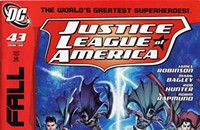 Comic review: <i>Justice League of America No. 43</i>