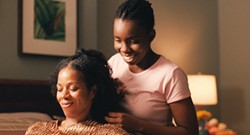 FOCUS FEATURES - COMING OUT: Kim Wayans (left) and Adepero Oduye in Pariah