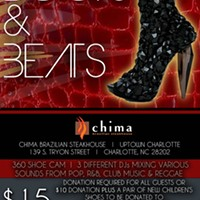 Coming up: Boots & Beats fashion mixer at Chima