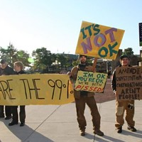Comparing camps: Occupy Baltimore and Occupy Charlotte