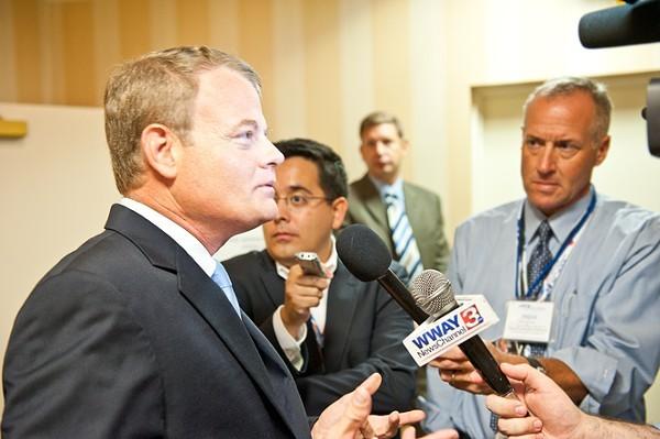 Congressman Mike McIntyre