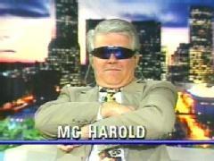 "Congressional candidate Harold ""MC Harold"" Johnson"