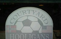 Hooligans in the Courtyard