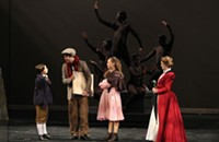 Theater review: <i>Mary Poppins</i>