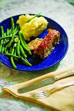 D.L. ANDERSON - CREATIVE MEAT-LOAFING: Mmmmm, meatloaf.