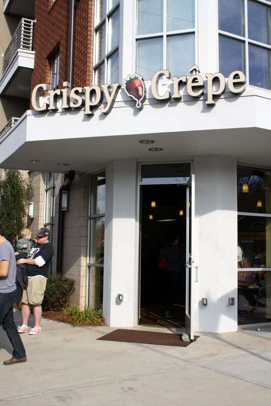Crispy Crepe