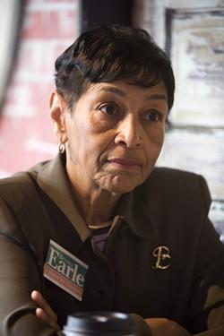 ANGUS LAMOND - CRITICAL EYE: State Rep. Beverly Earle