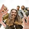 Heavy rock quartet Crobot unashamed of their interest in weed