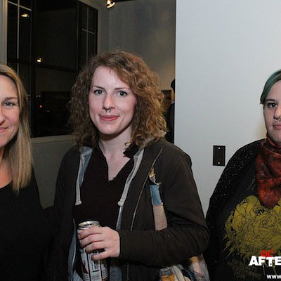 Culture Initiative's Anniversary Party, 12/15/12
