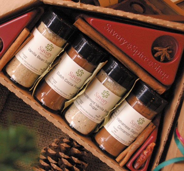 'Cup of Joe' Gift Boxed Spices at Savory Spice Shop - NATRICE BULLARD