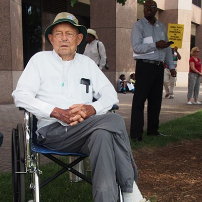 Portraits from Moral Monday, 6/9/14