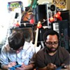 D&D Sluggers at The Evening Muse tonight (6/23/2012)