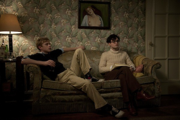 Dane DeHaan and Daniel Radcliffe in Kill Your Darlings (Photo: Sony Pictures Classics)