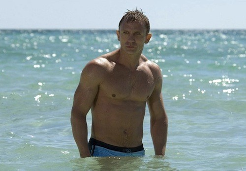 Daniel Craig  - ALL PHOTOS COURTESY OF FOX/MGM EXCEPT WHERE NOTED