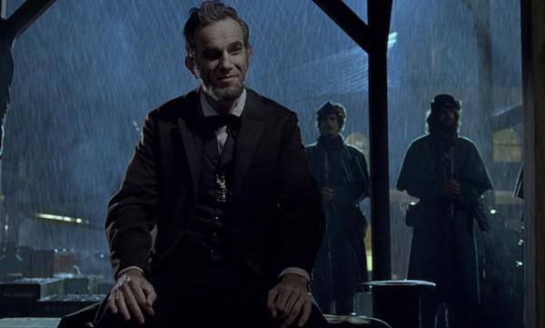 Daniel Day-Lewis as the Prez - DREAMWORKS & FOX