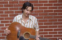 Dave Desmelik plays Common Market tonight (4/21/12)