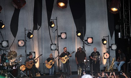 Dave Matthews Band at PNC Music Pavilion, 7/22/14