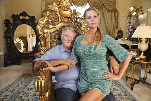 David and Jackie Siegel in The Queen of Versailles (Photo: Magnolia)