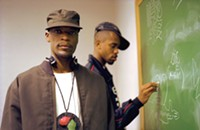 Dead Prez continues radical hip-hop movement