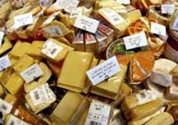 RADOK - Dean & DeLuca is one of many Charlotte venues offering cheese to purchase