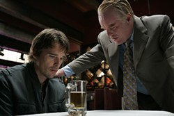 THINKFILM - DEVIL OF A TIME: Before the Devil Knows You're Dead, starring Ethan Hawke and Philip Seymour Hoffman, will be screened at the prestigious Asheville Film Festival
