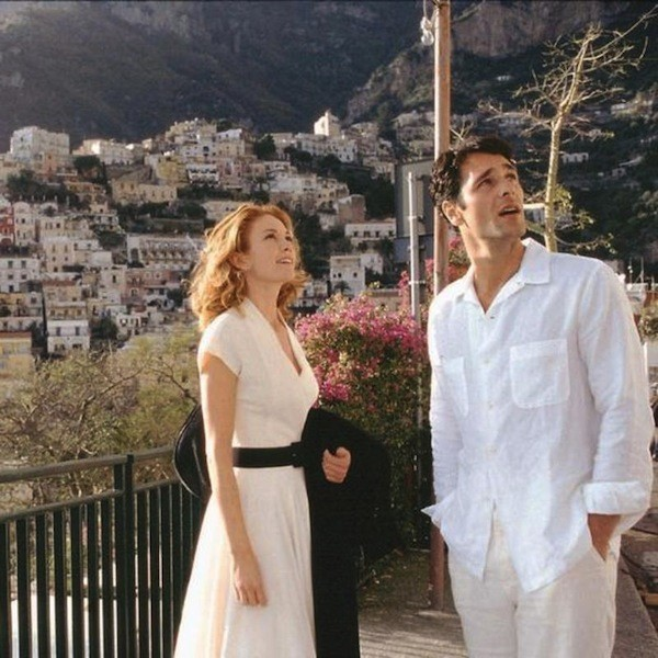 Diane Lane and Raoul Bova in Under the Tuscan Sun (Disney)