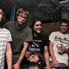 Diarrhea Planet at Tremont Music Hall tonight (10/25/2013)