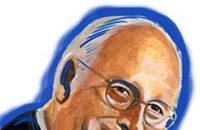 Hi. How are you today? I'm Dick Cheney.