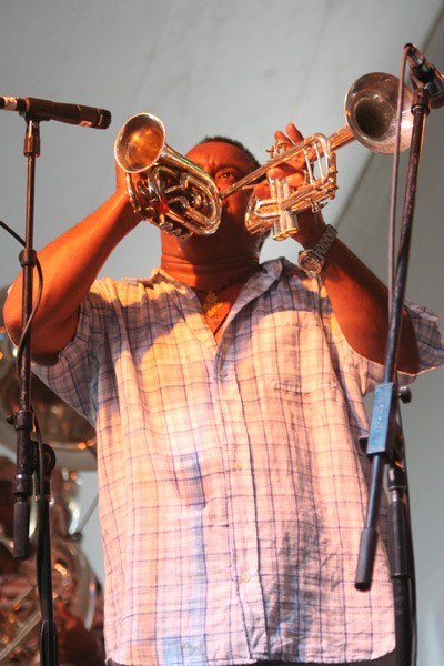 Dirty Dozen Brass Band (Echo Project, Atlanta, Oct. 12-14)