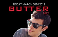 DJ Jesse Marco spins at Butter